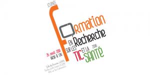 Journée de formation en recherche sur les TIC et la santé